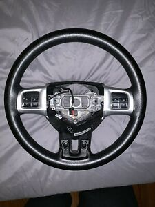 Dodge Charger Steering Wheel 2011 2014