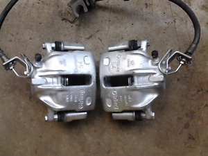 Vw 90 94 Corrado Front 11inch Brakes Upgrade Calipers carriers