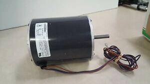 K55hxjkr 9169 Motor Trane Single Phase 75 Hp 1100 Rpm