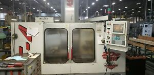 Used Haas Vf 4 Cnc Vertical Machining Center Mill 10k Rpm 32 Tool Gear Box Ct 97