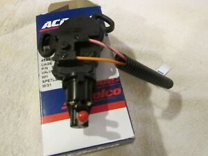 Ac Delco Gm Gmc Truck 6 2l Diesel Transmission Vacuum Valve Regulator 23500822