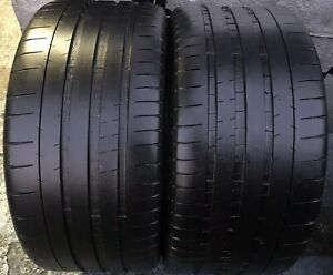 2 275 35zr20 Michelin Pilot Super Sport Star Bmw 102y 5 5 6 5 32 Tread Life