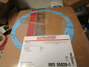 10 Bolt Rear End Cover Gasket Chevy Pontiac Oldsmobile And Gmc Differential 8 5