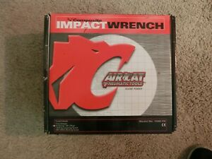 Aircat 1600th 3 4 Super duty Composite Impact Wrench Twin Hammer