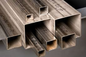 Alloy 304 Stainless Steel Square Tube 1 1 2 X 1 1 2 X 3 16 X 25 3i4