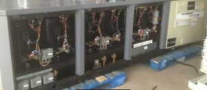 Used Hussmann Refrigeration Unit Rack System Condenser grocery Store protocol