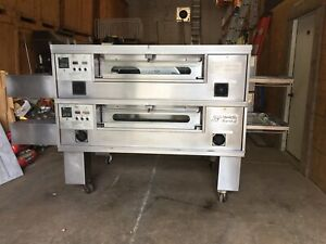 Middleby Marshall Ps570 G Q Double Stack financing Available
