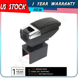For Audi Center Console Armrest Car Auto Storage Box Central Container With Base