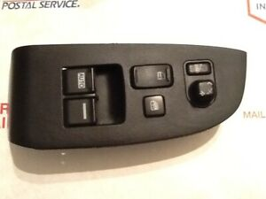 2003 2007 Honda Accord 2 Dr Coupe Master Power Window Switch Oem Very Nice