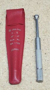 Mitutoyo No 154 108 Small Hole Gage Measures From Approximately 350 600