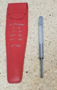 Mitutoyo No 154 105 Small Hole Gage Measures Approximately 125 230