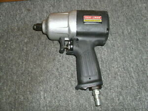 Craftsman 1 2 Composite Impact Wrench 875 198650