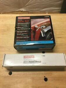 Craftsman Air Tools For Auto And Body Work new