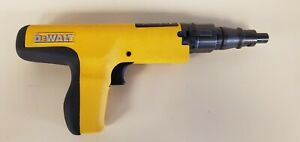Dewalt P3500 Low Velocity Powder Actuated Fastening Tool New No Packaging