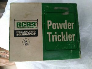 vintage RCBS Powder Trickler 09094