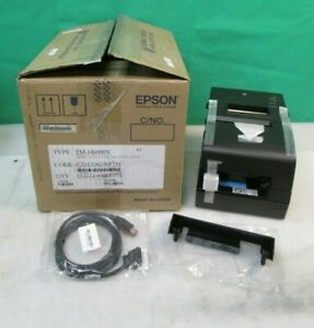 New Epson C31cg62a9751 Tm h6000v Thermal Receipt Printer Brand New In Box