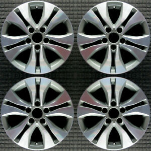 Set 2013 2014 2015 Honda Accord Oem Factory T2a16070a Original Wheels Rims 64046
