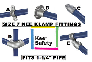 7 Kee Klamp 1 1 4 Pipe Clamp Fitting Railing Structure Connector Handrail Vg