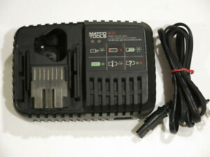 Matco Infinium Tools 3 In1 Universal 10 8v 12v 16v 14 4v 18v 20v Battery Charger