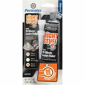 Permatex 25228 90 Minute Gasket Maker The Right Stuff 3oz Tube