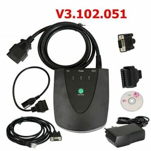 Honda Hds Him Diagnostic Tool With Double Board With Z tek Rs232 Multi language