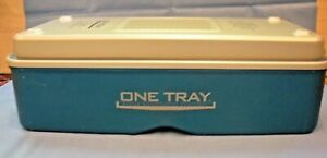 One Tray Sealed Sterilization Container Surgical Case 25 X 7 5 X 12