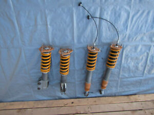 Ohlins Road And Track Coilovers For 2008 2015 Mitsubishi Evo X cz4a