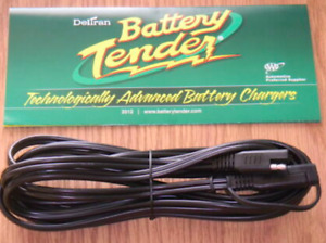 Deltran Battery Tender Charger 12 5 Ft Extension Cable 081 0148 12