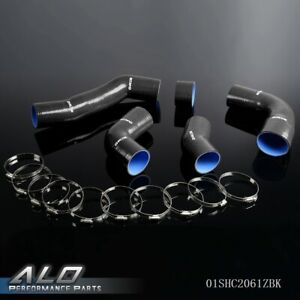 Gplus Turbo Intercooler Silicone Hose Kit For 93 02 Toyota Supra Jza80 2jz Gte
