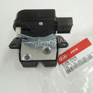 2011 2012 2013 2014 2015 Kia Picanto Morning Genuine Oem Tailgate Latch