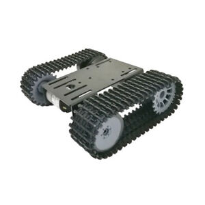 Smart Robot Car Tank Chassis Kit Platform With Motors For raspberry