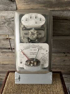 Vintage Sangamo Electrical Kilowatt Hour Meter Electrical Meter