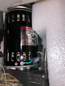 Allwin Electric Motor Db50 4b With Vacuum Pump New Single Phase