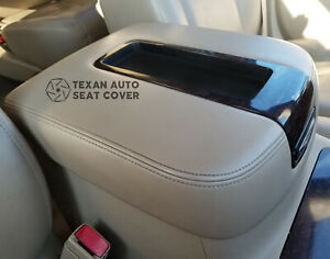 2007 2008 2009 Gmc Yukon Xl 1500 Denali Center Console Cover Cashmere Tan