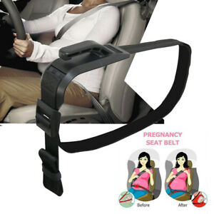 Us Maternity Car Safety Seat Belt Adjuster Across The Thighs For Pregnant Women