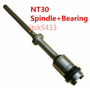 New Bridgeport Milling Machine Nt30 Shaft Spindle Cnc Bearing Vertical Mill Part