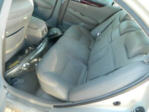 Lexus Es 330 Es330 Leather Seats Set Of 2 Front Driver And Rear Seats