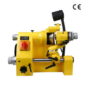 Universal Cutter Grinder Mr u2 Mill Drill Sharpener Sharpening Grinding Machine