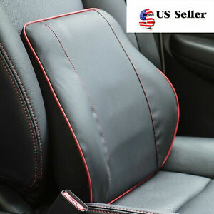 Car Seat Cushion Lumbar Lower Back Brace Support For Home Office Chair Pillow