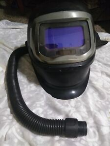 3m Speedglas Welding Helmet 9100 Fx With Auto Darkening Filter