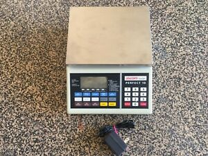Ascom Hasler Perfect 10 Mp10 Mailing System Scaler