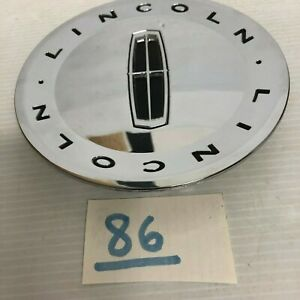 2006 2009 Lincoln Mkz Zephyr Wheel Center Cap Oem 3w13 1a096 Ca 4w13 1a096 Ca