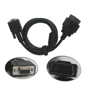 Obd2 16pin Main Cable For Chrysler Witech Diagnostic Tool