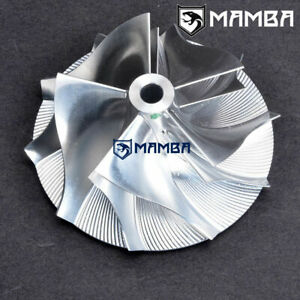 Billet Turbo Compressor Wheel For Borg Warner S400 63 55 101 4 Mm 5 5
