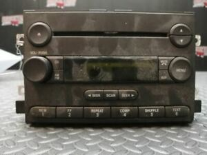 Audio Equipment Radio Receiver Am fm cd Fits 05 06 Ford F150 Pickup 1988527
