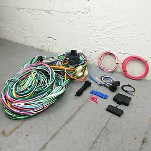 1959 1964 Mopar Chrysler Wire Harness Upgrade Kit Fits Painless Update Fuse