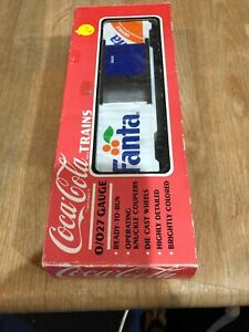 T2 K-line Coca Cola Box Car Fanta Mandarin New
