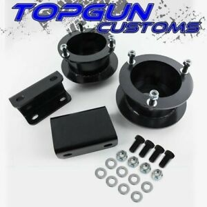 For 94 01 Dodge Ram 1500 2 5 Inch Front Leveling Lift Kit 4wd W Sway Bar Drop