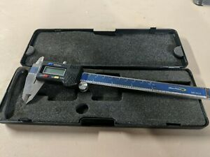 Blue Point Mcal6a Digital Micrometer Caliper 0 6 With Case
