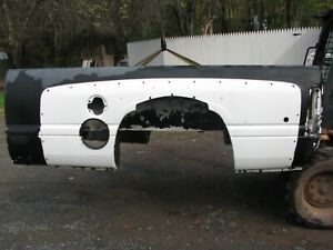 1994 2001 Dodge Ram 3500 Pickup 8 Ft Bed Without Plastic Fenders No Rust
